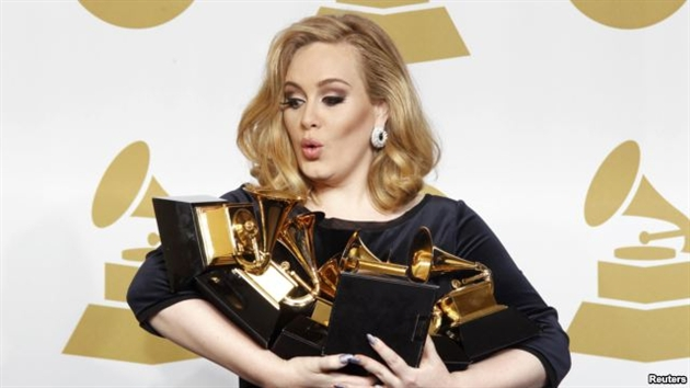 جوایز گرمی 2012