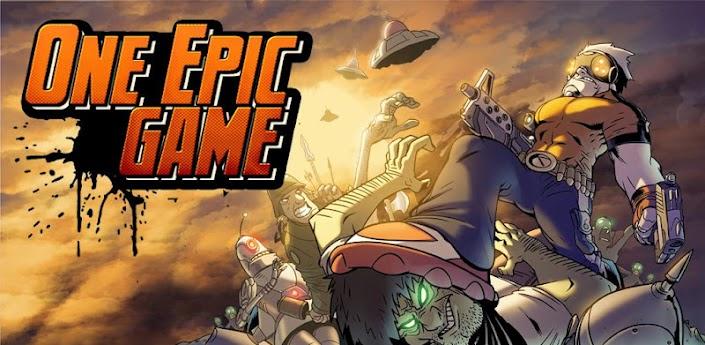 unnamed بیگانگان را از بین ببرید! One Epic Game 1.0