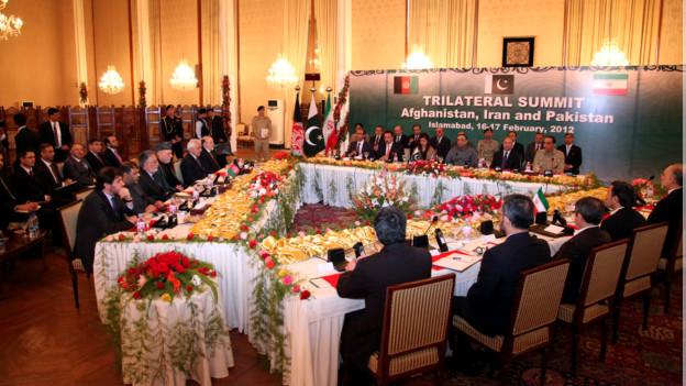 اجلاس سران افغانستان، ایران و پاکستان