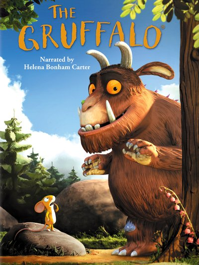 انیمیشن The Gruffalos Child 2011