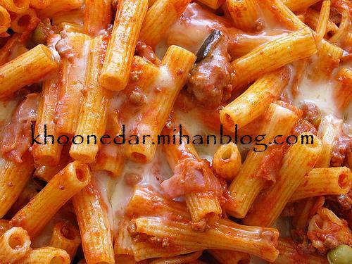 پاستا ایتالیایی