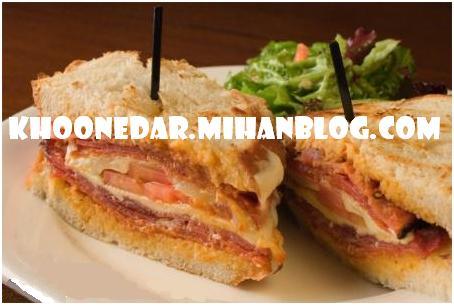 ساندویچ سوییسی