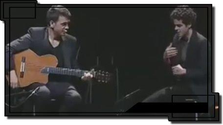 تقلید صدای گیتار الکتریک با دهان