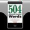 words 504