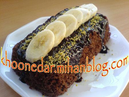 کیک فوری با ماکرویو (کیک 3 دقیقه ای)