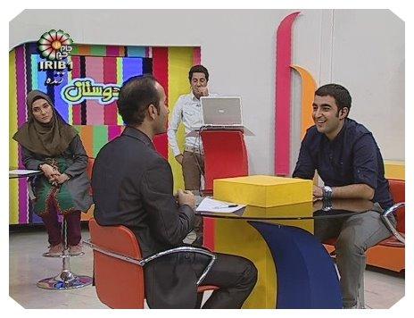 حسن ریوندی در شبکه جام جم