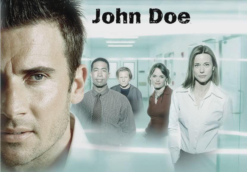 سریال John Doe فصل اول