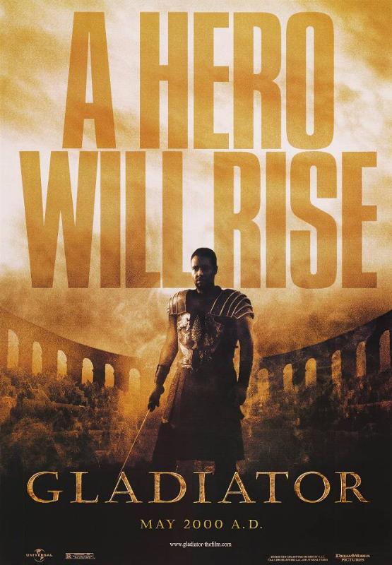 فیلم Gladiator 2000