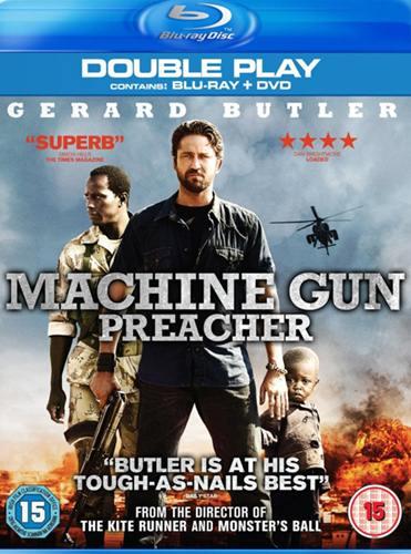 فیلم Machine Gun Preacher 2011