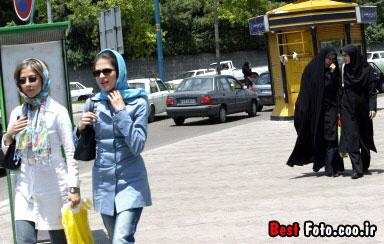 باحجاب و بدحجاب