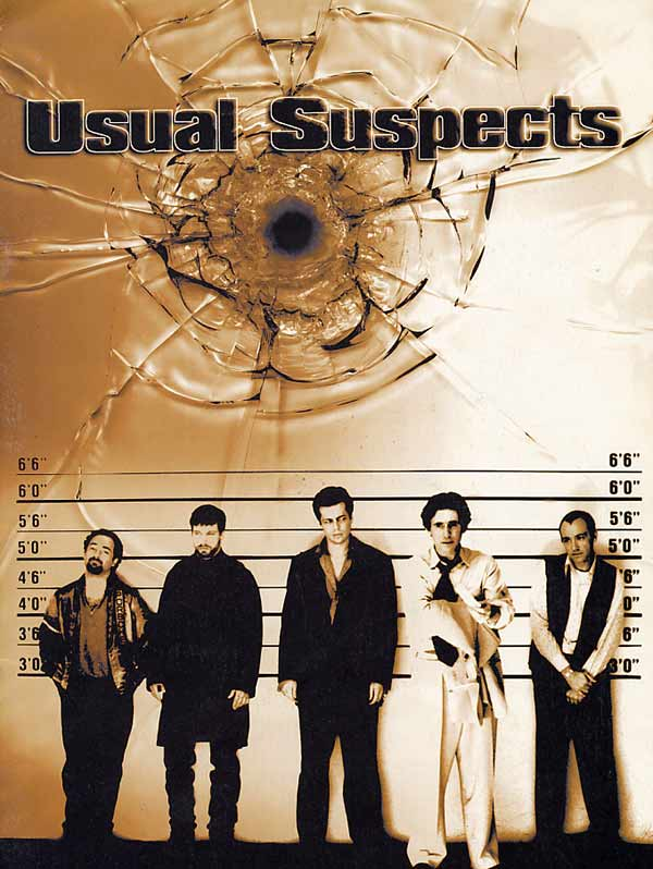 فیلم The Usual Suspects 1995
