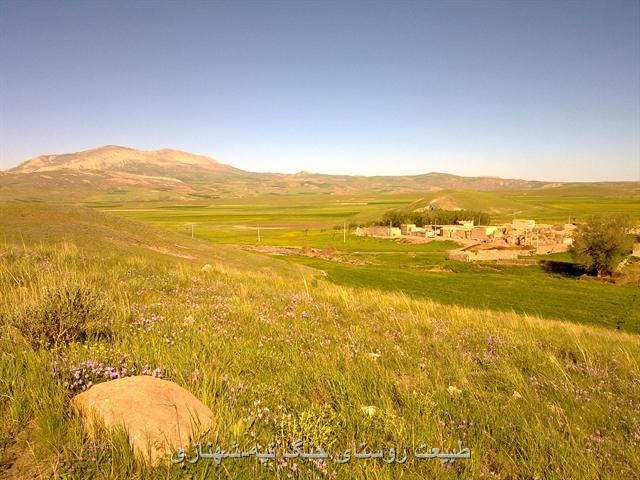 روستای زیبای من جنگ تپه-شهنازی