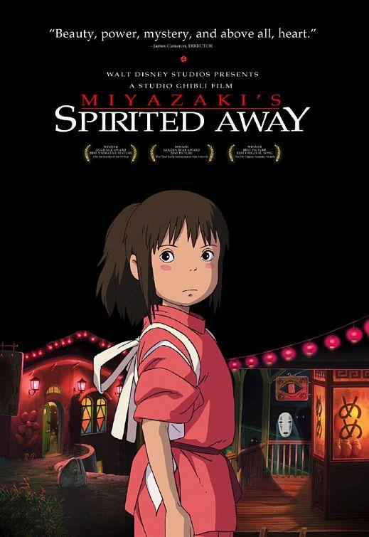 انیمیشن Spirited Away 2001