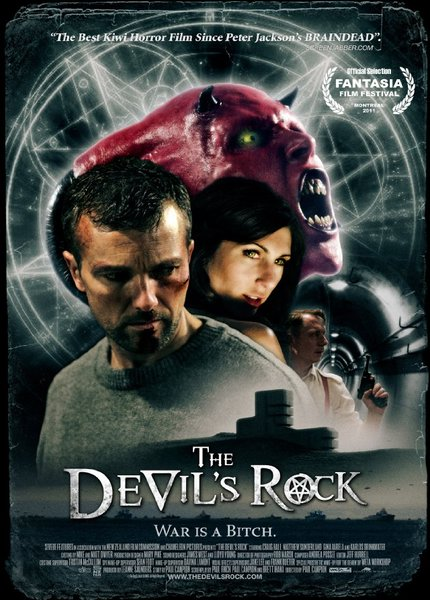 The Devil s Rock 2011 دانلود فیلم The Devils Rock 2011