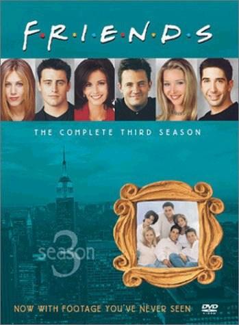 یادگیری زبان با سریال فرندز سریال انگلیسی Friends