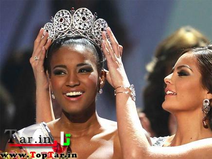 ملکه زیبایی سال 2011