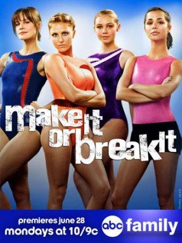 سریال Make It or Break It فصل سوم