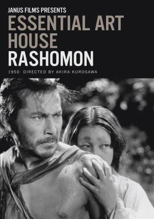 فیلم Rashomon 1950