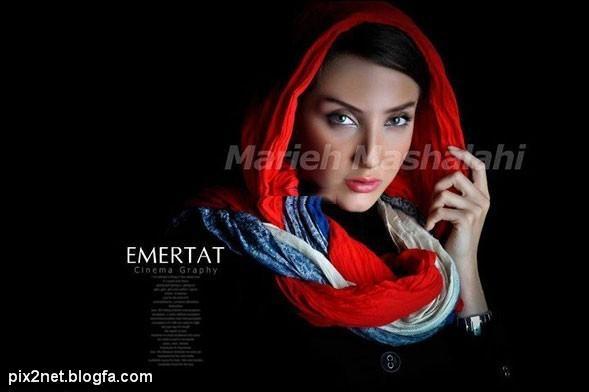 تصاویر جدید ماریه ماشاالهی
