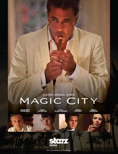 سریال Magic City فصل اول