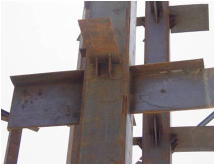 جزئیات اجرایی اسکلت فلزی 2 - گروه صنعتی پارسه سازهجزئیات اجرای اسکلت فلزی