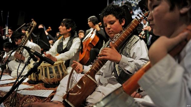 رشد موسیقی در کابل بعد از جنگ