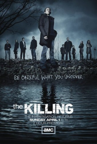 سریال The Killing فصل دوم