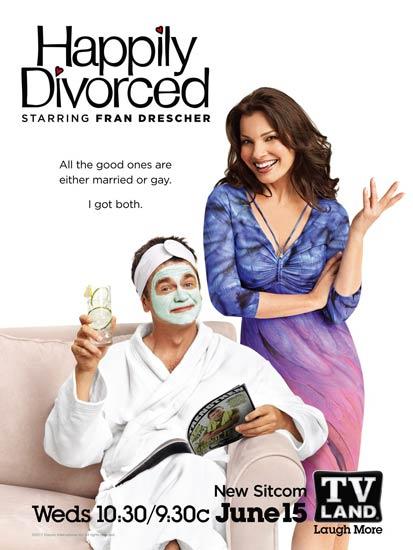 سریال Happily Divorced فصل اول