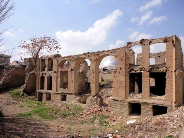 عمارت فتحی افشار-اورمیه-عكس: حسین واحدی
