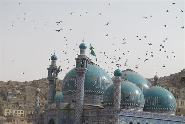 نوروز 91 کابل - سخی