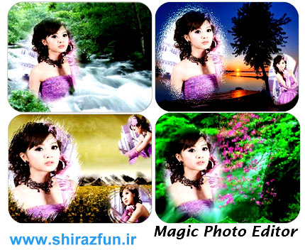 MAGIC PHOTO SHIRAZFUN.IR