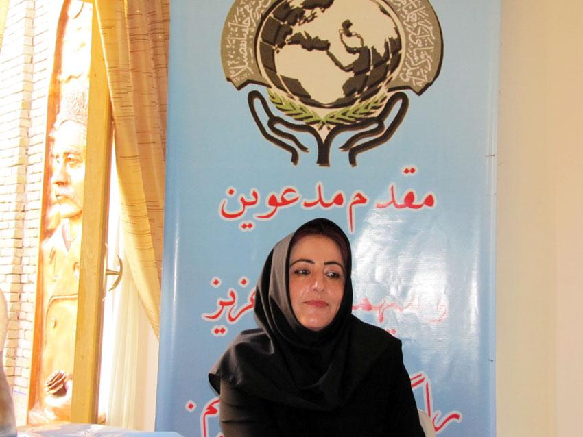 شهلا گلپرور - كارشناس ارشد حقوق جزا و جرمشناسي / عضو کارگروه حمایت از حقوق کودکان دفتر منطقه 7 كميسيون حقوق بشر اسلامي