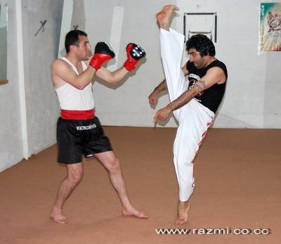 ووشو اردبيل ورزشهاي رزمي اقتدار