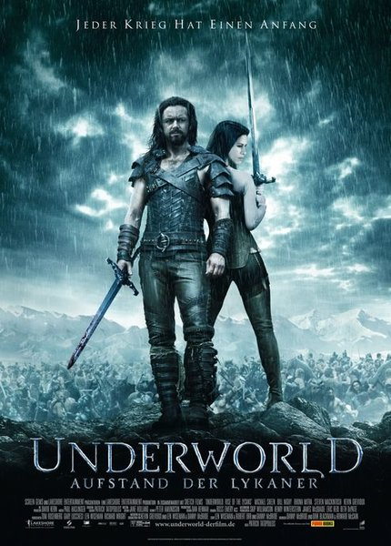 Underworld Rise of the Lycans 2009  دانلود فیلم Underworld: Rise of the Lycans 2009