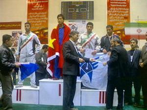 مسابقات بین المللی و مدال آوری آقای جواد آقایی