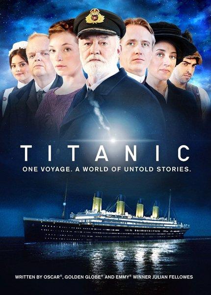 Titanic 2012 دانلود مینی سریال Titanic 2012
