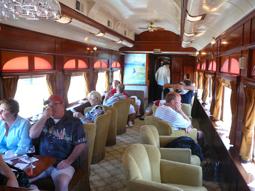 قطارهای توریستی