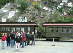 گردشگری با قطارهای توریستی