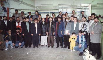 اولین دوره مربیگری بوکس استان اردبیل