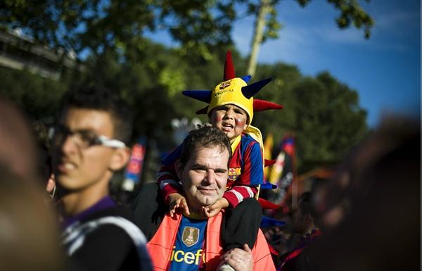 برد رئال از بارسا به روایت تصویر