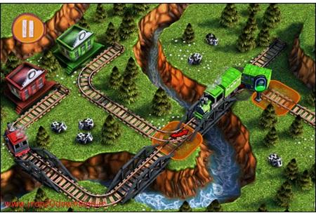 بازی بسیار زیبا و سرگرم کننده Train Crisis HD 1.5 برای گوشی های اندروید