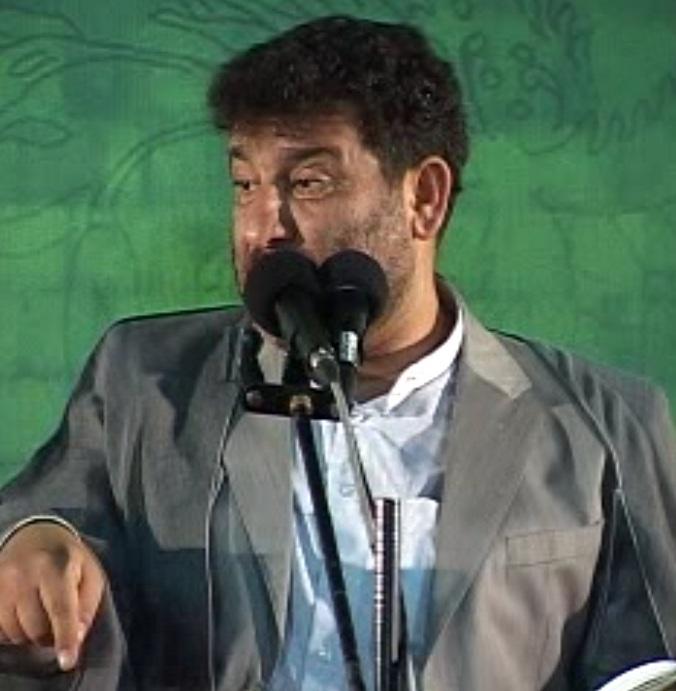 3 حاج محمودکریمی حاج سعیدحدادیان شب ولادت امام حسن مجتبی 1391