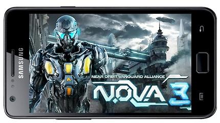 دانلود بازی 3 NOVA  برای سیستم عامل اندروید