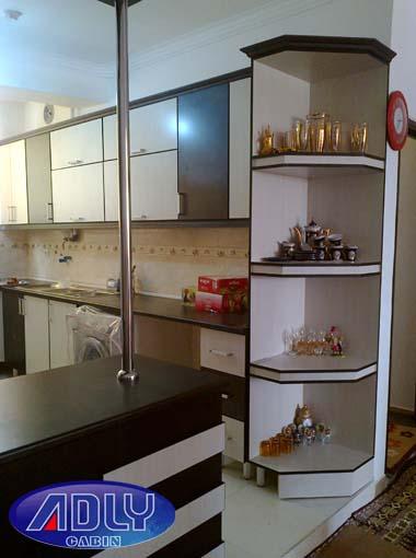آدلی کابین- کابینت آشپزخانه