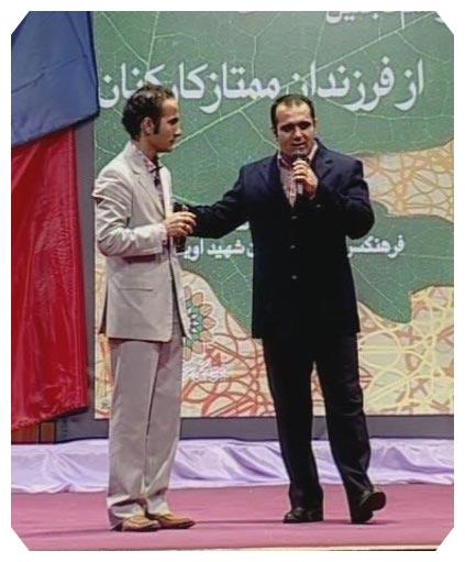 دیالوگهای طنز حسین رفیعی و حسن ریوندی