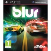 blur - ps3 - dvd