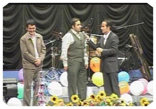 اجرای حسن ریوندی