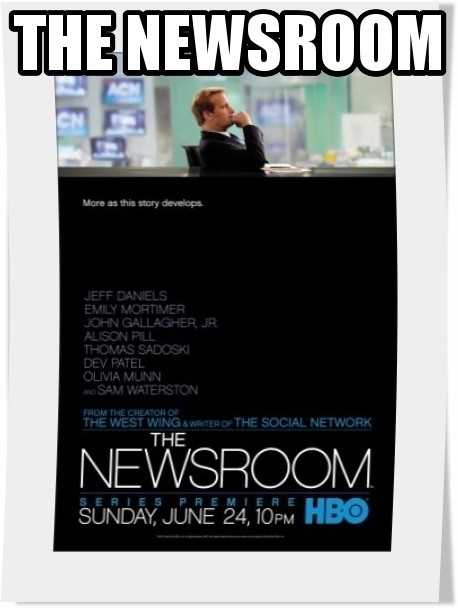 سریال The Newsroom فصل اول