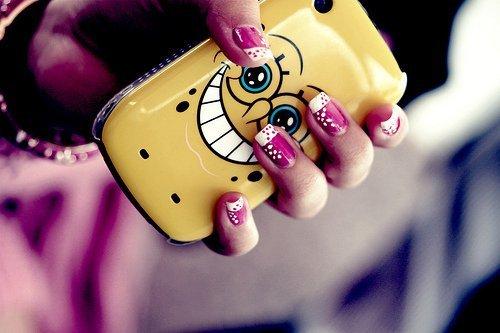 cute_nice_phone_spongebob_swag_Favim_com