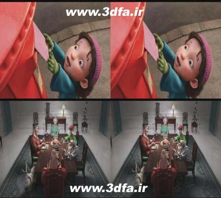 arthur christmas 3d sbs teaser animation